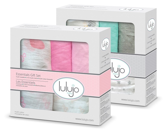 Lulujo Gift Sets - Packaging